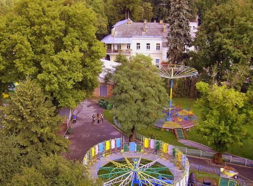 В Житомире в городском парке им. Гагарина введены ...: http://zhzh.info/news/2009-06-03-5158
